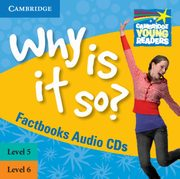 Why Is It So? 5-6 Factbook Audio 2CD, Kent Brenda