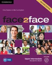 face2face Upper-Intermediate Student's Book + DVD, Redston Chris, Cunningham Gillie