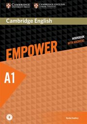 Cambridge English Empower Starter Workbook with answers, Godfrey Rachel