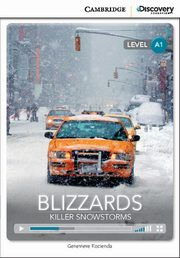 Blizzards: Killer Snowstorm Beginning Book with Online Access, Kocienda Genevieve