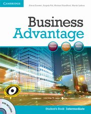 Business Advantage Intermediate Student's Book, Koester Almut, Pitt Angela, Handford Michael, Lisboa Martin
