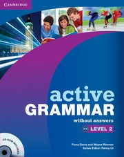Active Grammar 2 without Answers + CD, Davis Fiona, Rimmer Wayne
