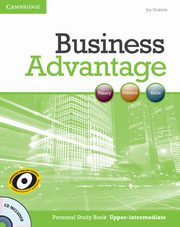 Business Advantage Upper-intermediate Personal Study Book + CD, Godwin Joy
