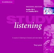 Study Listening Audio 2CD, Lynch Tony