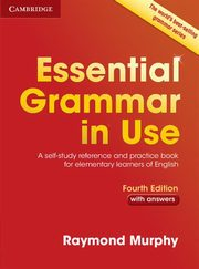 Essential Grammar in Use with Answers, Murphy Raymond