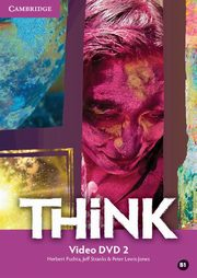 Think 2 Video DVD, Puchta Herbert, Stranks Jeff, Lewis-Jones Peter
