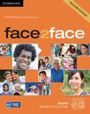face2face Starter Student's Book with DVD-ROM, Cunningham Gillie, Redston Chris