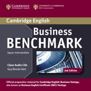 Business Benchmark Upper Intermediate Class Audio 2CD, Brook-Hart Guy