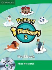Primary i-Dictionary Level 2 Movers Workbook and DVD-ROM, Wieczorek Anna