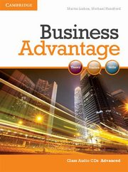 Business Advantage Advanced Class Audio 2CD, Lisboa Martin, Handford Michael