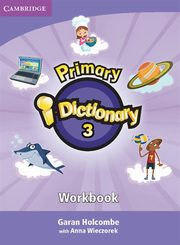 Primary i-Dictionary Level 3 Flyers Workbook and DVD-ROM Pack, Holcombe Garan, Wieczorek Anna