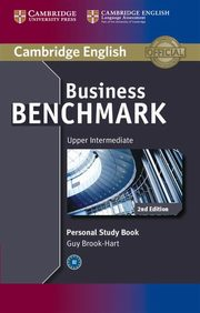 Business Benchmark Upper Intermediate Personal Study Book, Brook-Hart Guy