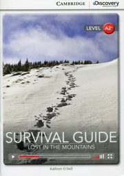 Survival Guide Lost in The Mountains Book with Online Access, ODell Kathryn