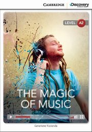The Magic of the Music A2 Low Intermediate Book with Online Access,