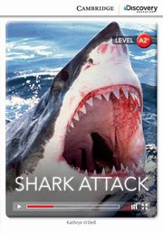 Shark Attack Low Intermediate Book with Online Access,