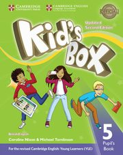 Kid's Box 5 Pupil?s Book, Nixon Caroline, Tomlinson Michael