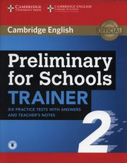 APT Preliminary for Schools Trainer 2,