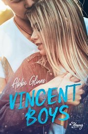 Vincent Boys Tom 1 Vincent Boys, Glines Abbi