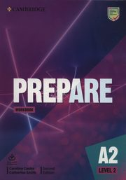 Prepare Level 2 Workbook with Audio Download, Cooke Caroline, Smith Catherine