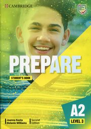 Prepare 3 A2 Student's Book, Kosta Joanna, Williams Melanie